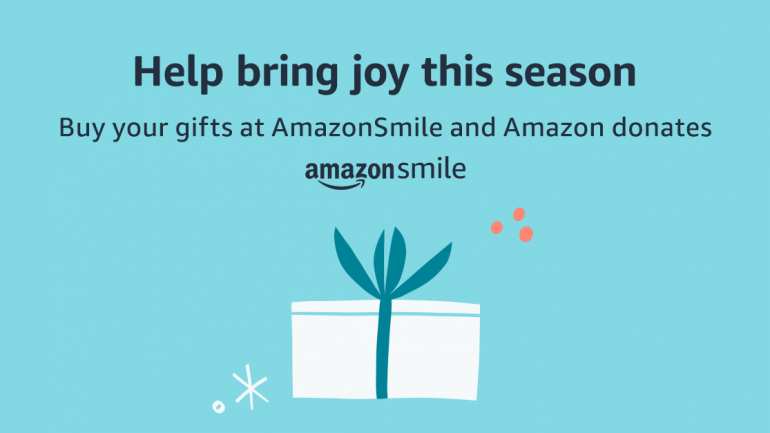 Spread The Holiday Cheer With Amazon Smile